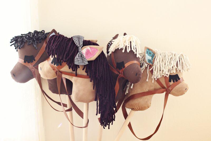 DIY Stick Horse