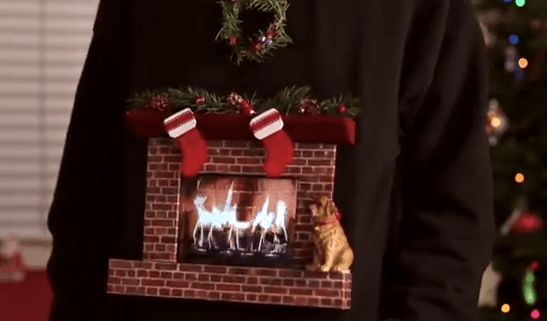 How-To: Ugly Christmas Sweater with an Ipad
