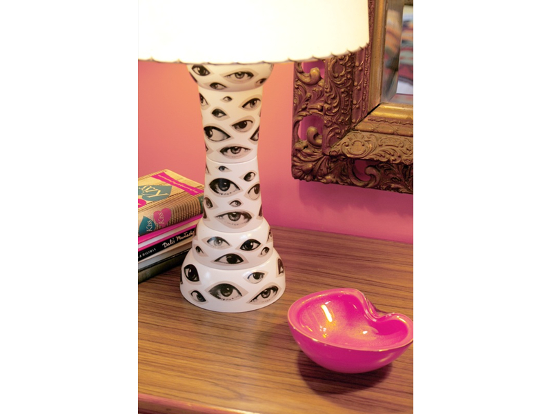 Lamp with a Thousand Eyes