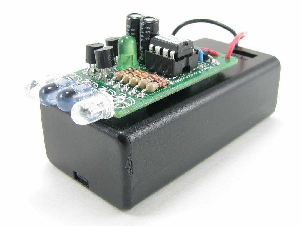 Jammer kit | 5 Band Mobile Phone Blocker & UHF Audio Jammer