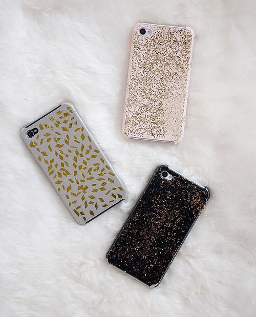 DIY Smart Phone Cases