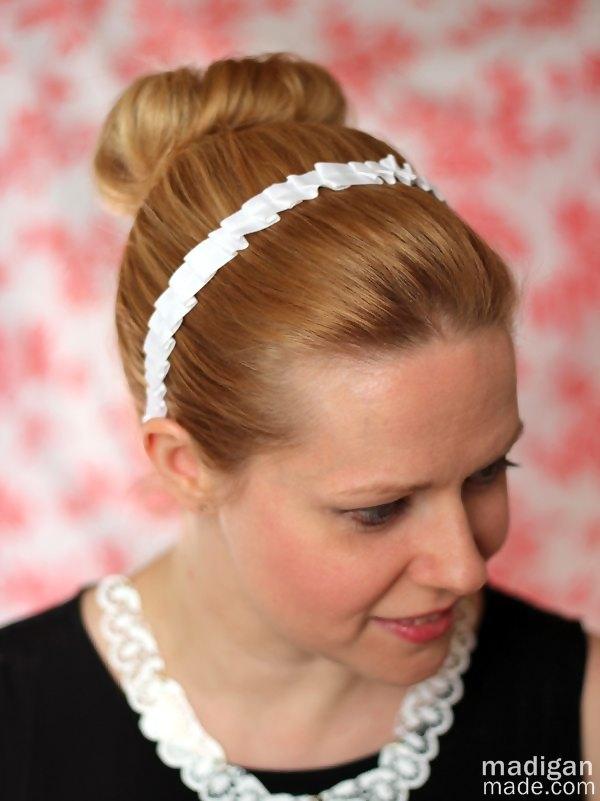 Downton Abbey-Inspired Headband