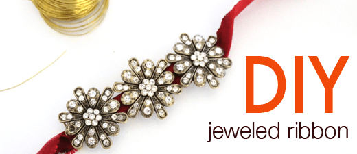 Downton Abbey-Inspired Jeweled Accessories