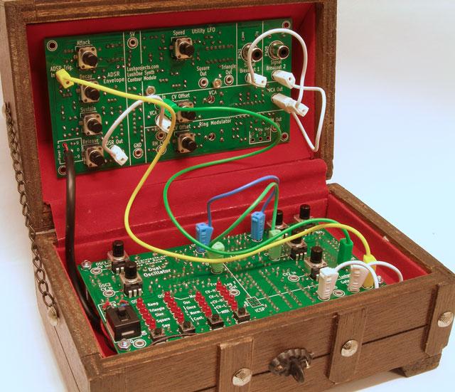 Iain Sharp's Treasure Chest Synth