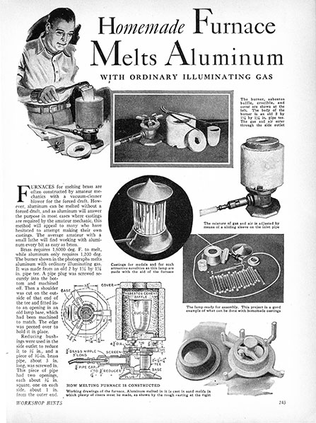 Blast From the Past — Prewar Maker's Primer