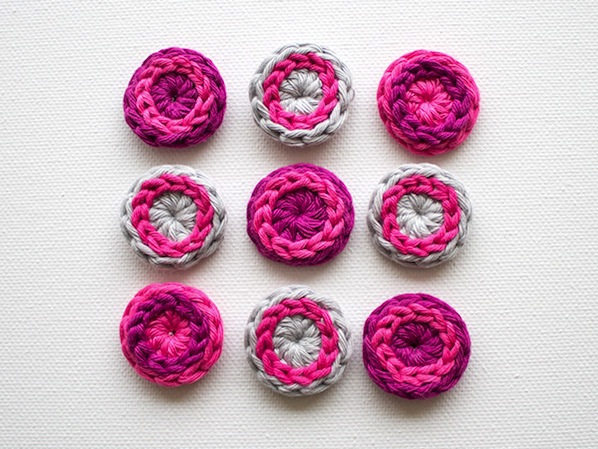 How-To: Cool Crocheted Buttons