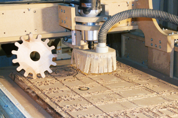 Personal Fab — Building a CNC Mill