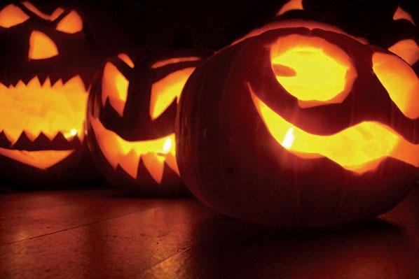 Hack-O-Lantern: Extreme Pumpkin Carving