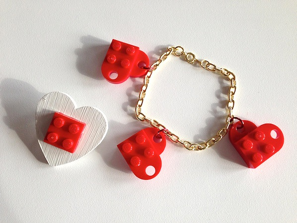 How-To: His and Hers LEGO Jewelry and Accessories