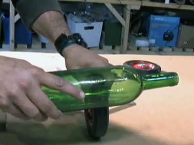 How To: Learn 30 Second Wine Bottle Cutting