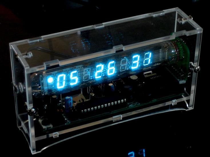 Ice Tube Clock Kit – Surplus Soviet Goodness