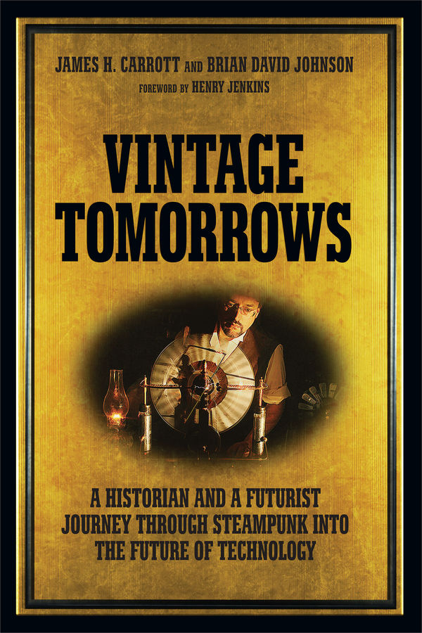Vintage Tomorrows Book Signing at Powell's Books Cedar Hills Crossing