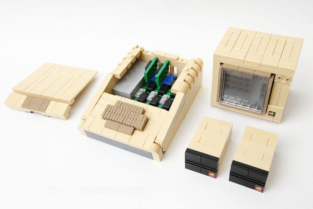Lego Apple ][+