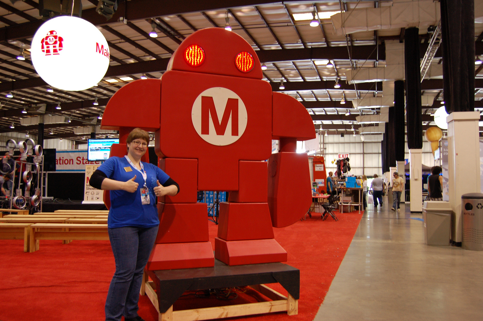 First Time at Maker Faire?