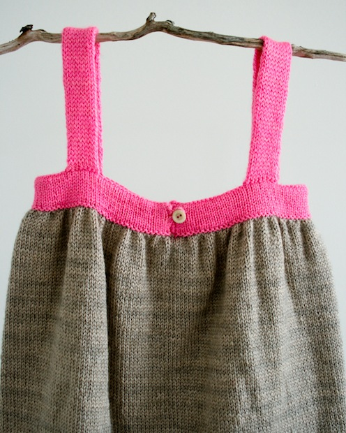 How-To: Knit Baby Jumper