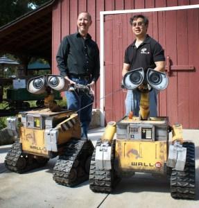 WALL-E Replica Project