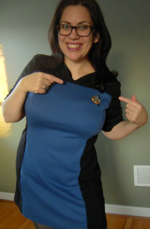 Star Trek: TNG Skant Tutorial