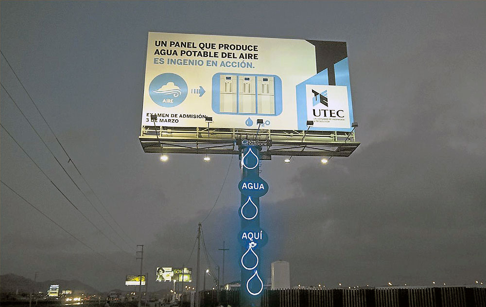 In Peru, Engineers Make Water out of Thin Air