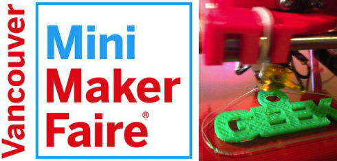 Vancouver Mini Maker Faire Call for Makers is Now Open