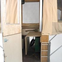 A look inside the cart