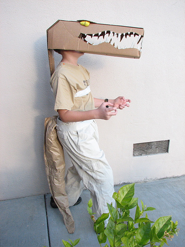 DIY.org Loves Cardboard