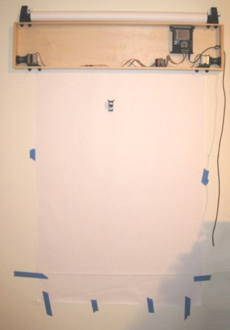Arduino Powered Wall Drawing Robot