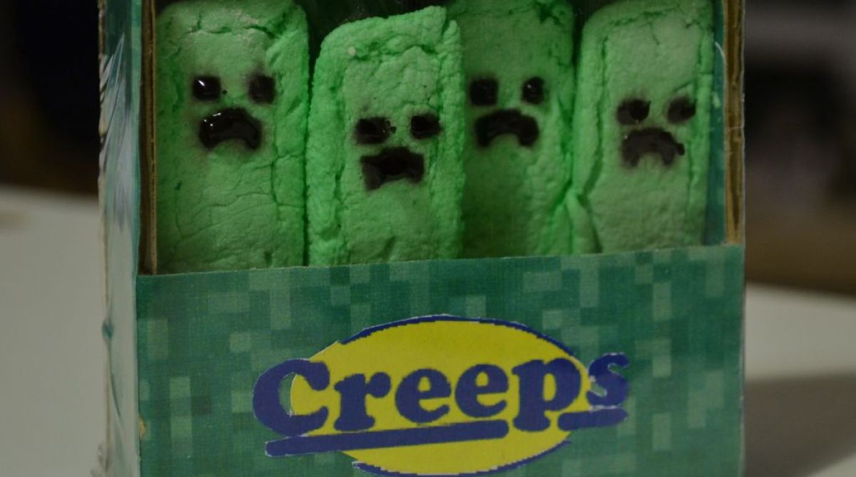 How-To: Creeps (Spicy Marshmallow Creepers)