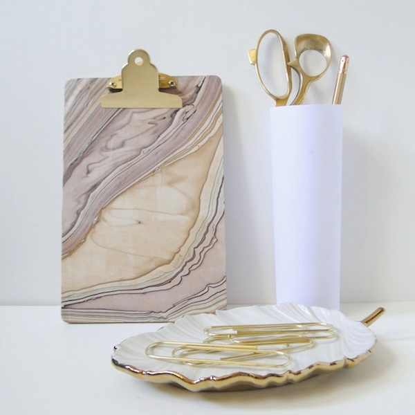 Marble Clipboard