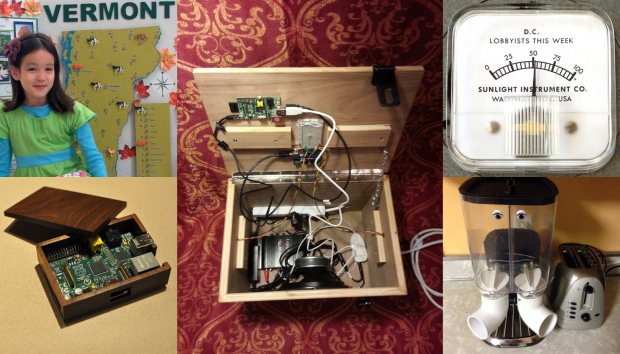 Announcing the Winners of the Raspberry Pi Design Contest