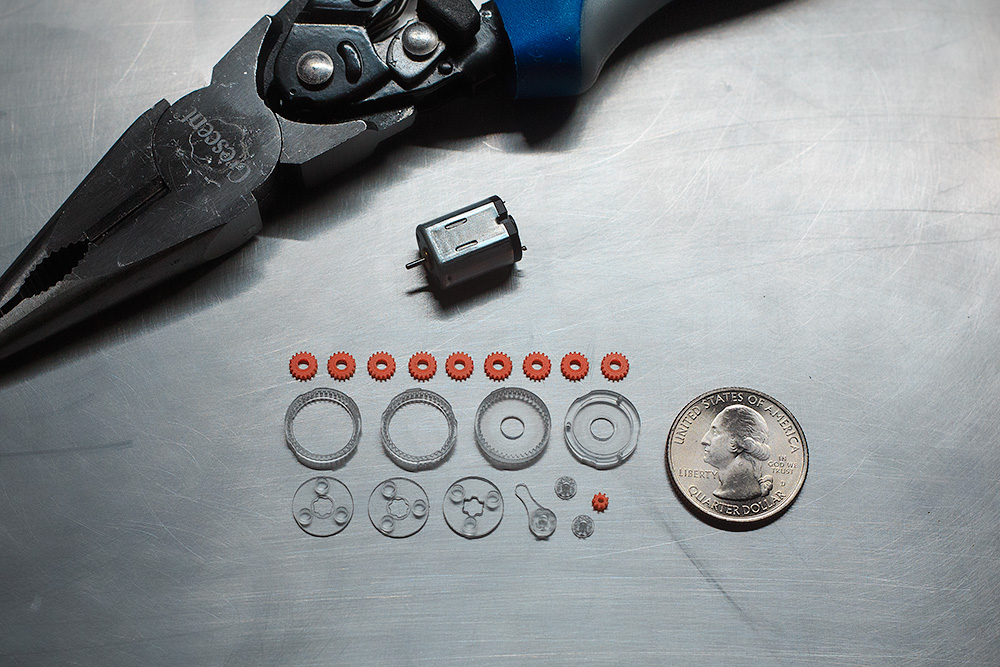 Resin Casting: Going from CAD to Engineering-Grade Plastic Parts
