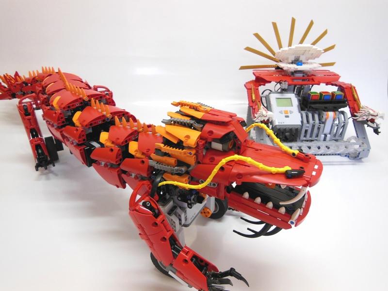 Lego Code-Cracking Game