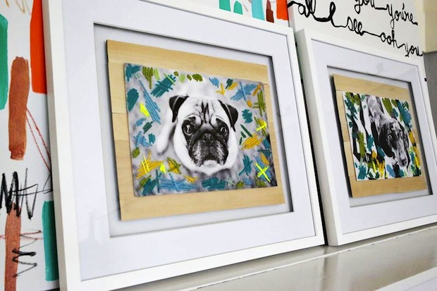 How-To: Stitched Photo Art