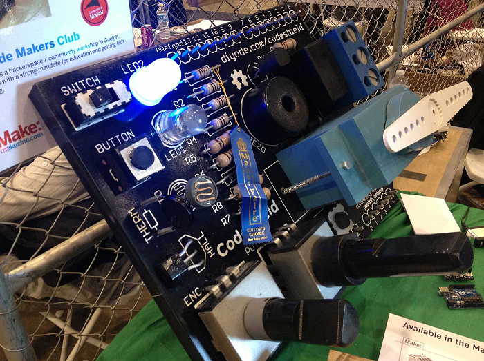 Diyode Codeshield Gets a Lesson Plan