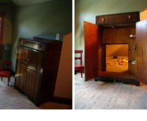 A Portland contractor builds a secret playroom behind an armoire destined to launch a thousand Narnia jokes. Link: Secret Playroom Access Through Armoire