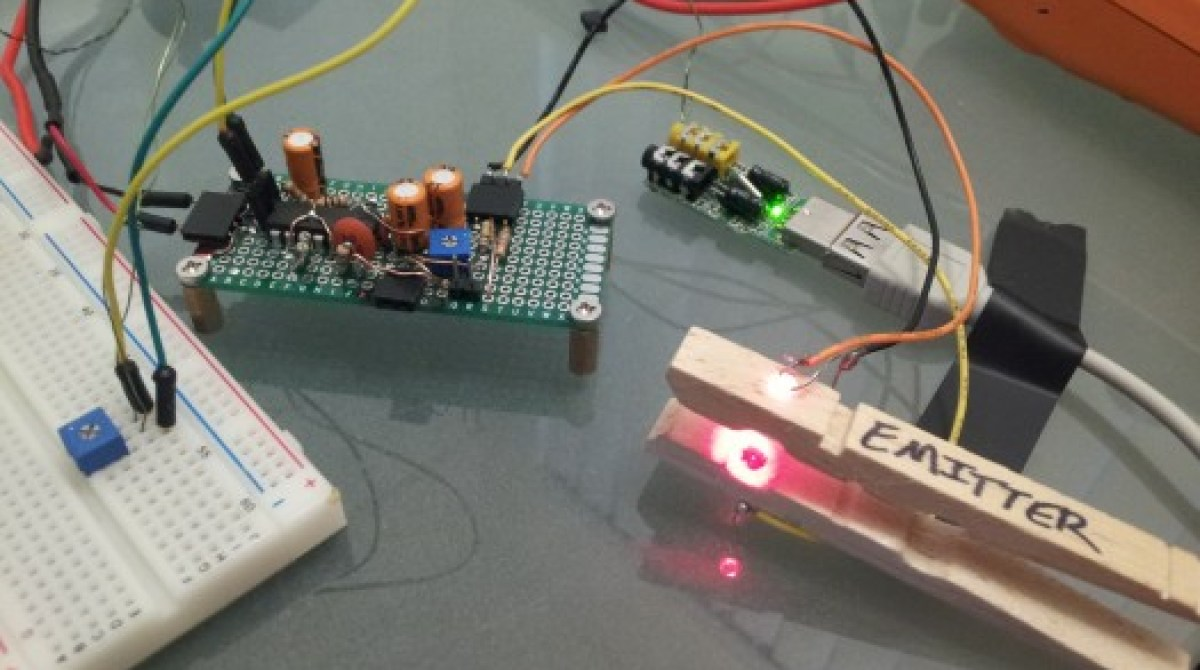 Make A Heartbeat Detector With An Op Amp 741 Operational Amplifier Electronic Circuits Article Featured Image