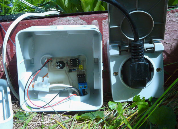 Irrigating Your Garden With an Op Amp