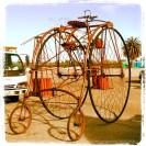 One of Fun Bike Unicorn Club's multi-wheeled vehicles.
