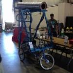 Mystery Tube Bike