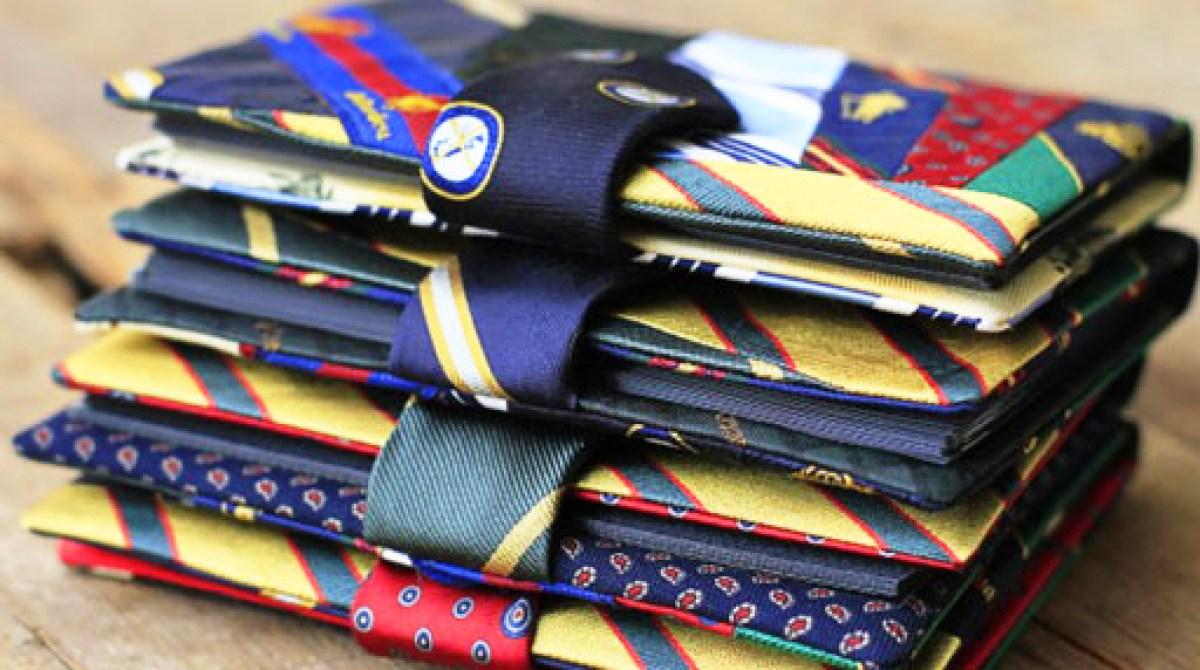 How-To: Mini Necktie Memory Albums