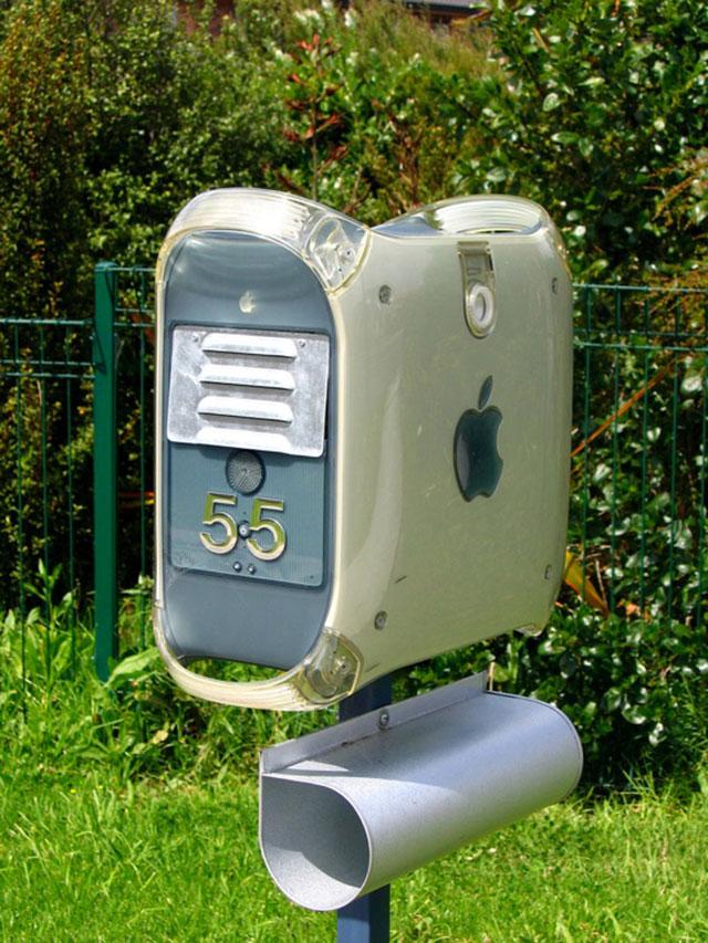 Mac Mail(Box)