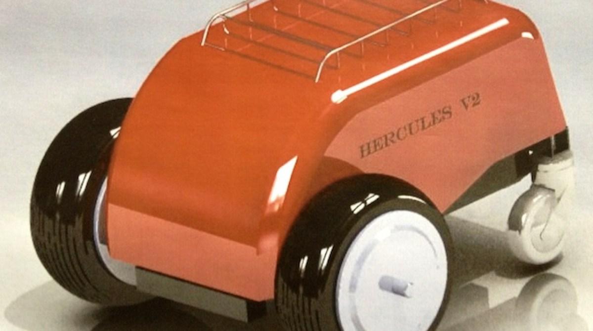 "Ubiquity Robot Team's ""12 Tasks of Hercules"""