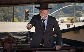 """Adam Savage Exhorts the Makers to """"Work Hard and Work Smart"""""""