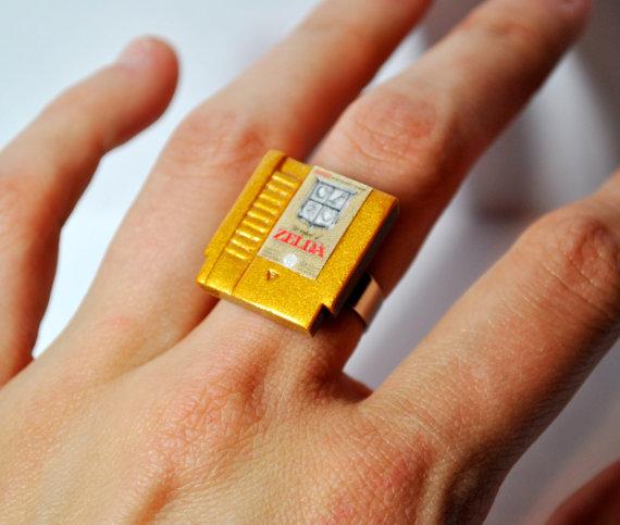 Mini Video Game Cartridge Jewelry
