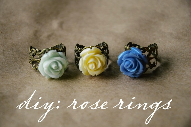 How-To: Rose Rings