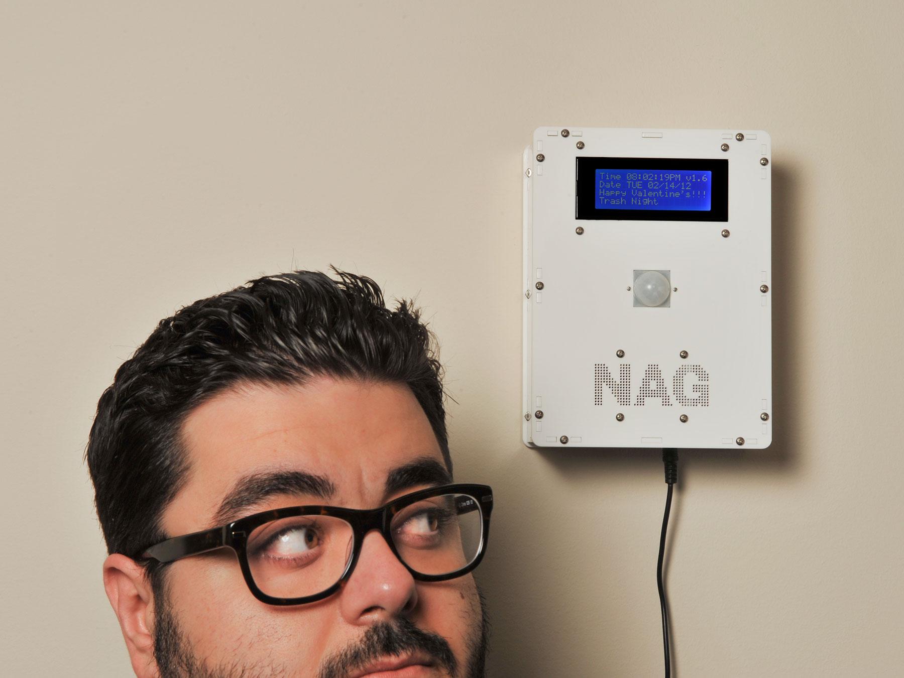 The Electronic Nag