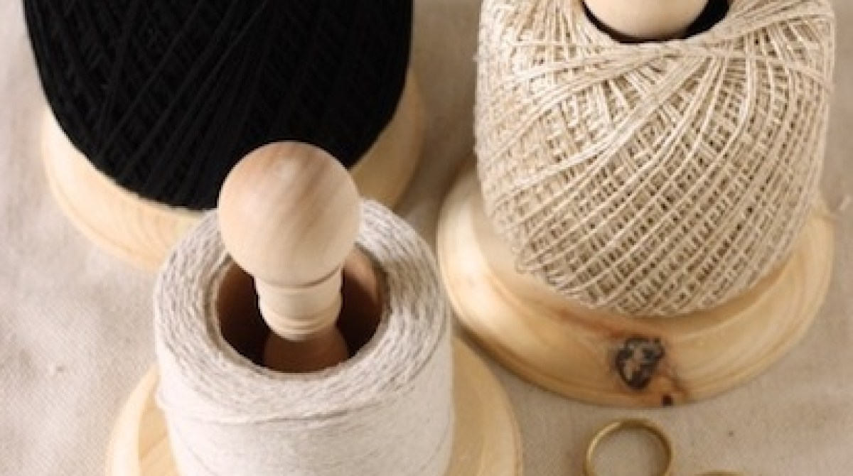 How-To: DIY Twine Stand
