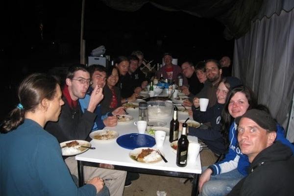 Food-Hacking Workshops at OHM2013