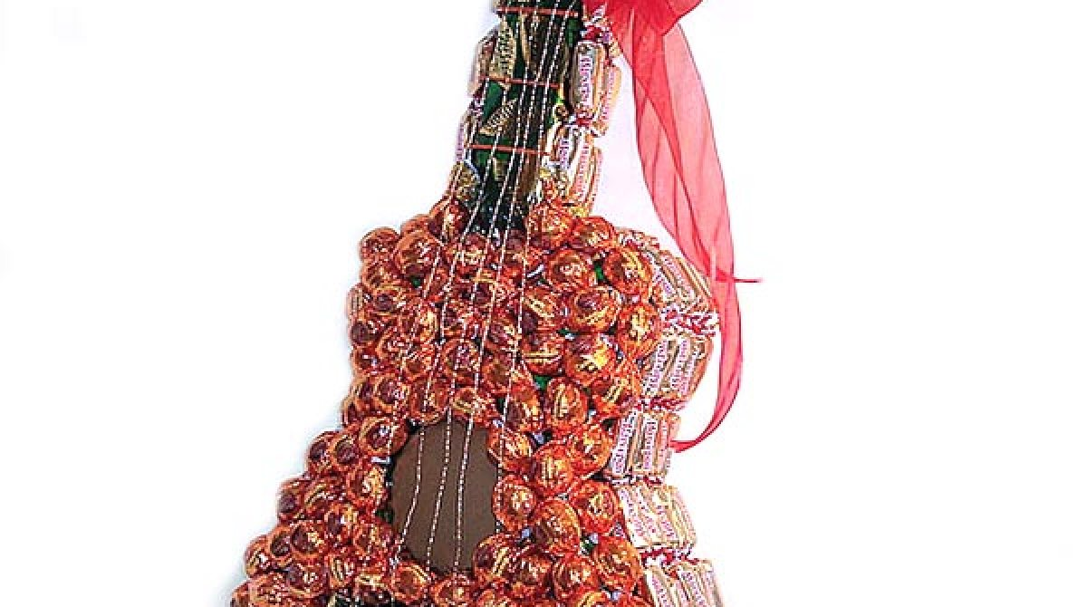 How-To: Guitar Candy Arrangement