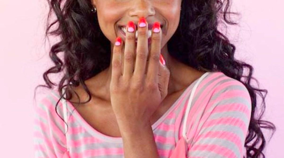 How-To: DIY Half Moon Nails