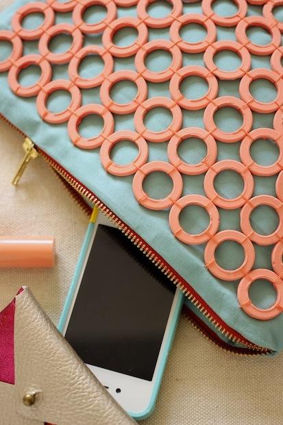 How-To: Mod Melts Embellished Clutch